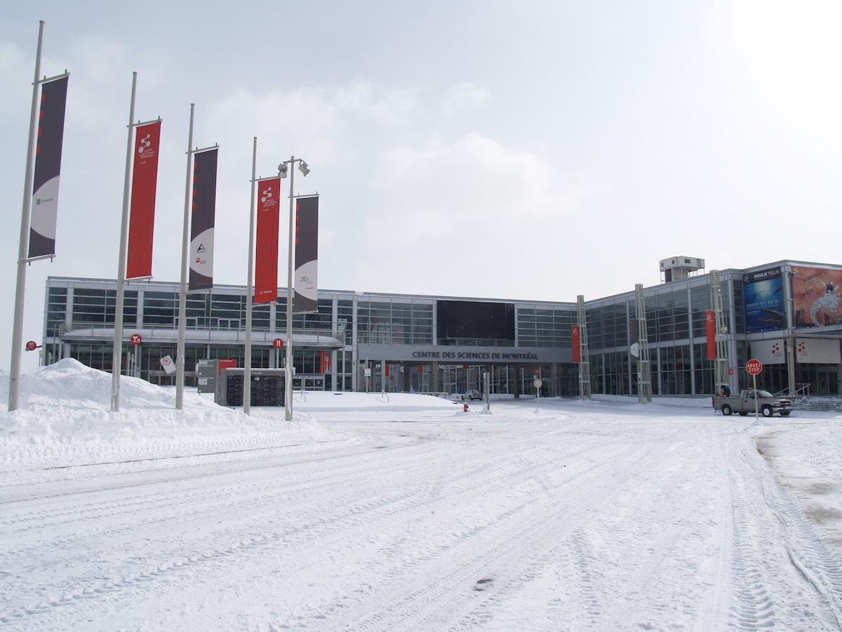 Robofolies - Centre des Sciences