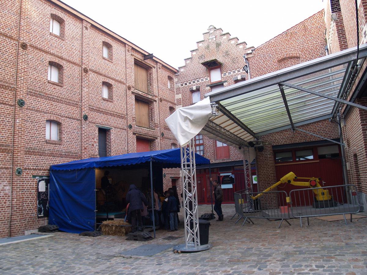 Festival Robot - Maison Moulin Folies - Lille