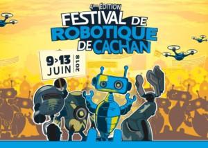 En savoir plus sur le Festival Robotique de Cachan