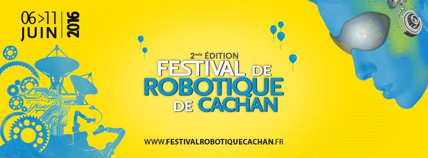 Festival Robotique de Cachan 2016
