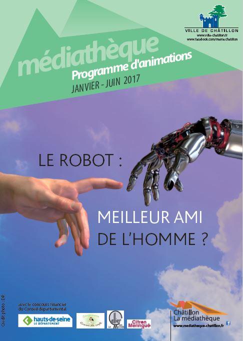 Médiathèque de Châtillon - Programme d'animations 2017